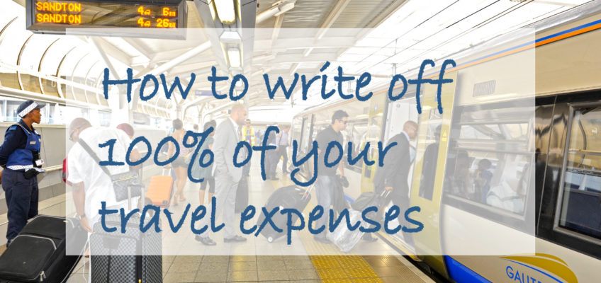 Travel Expenses – 5 ways to write off your travel expenses on your taxes.
